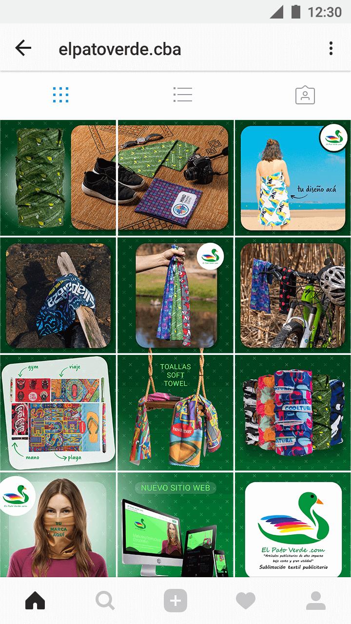 Marketing Digital - El Pato Verde